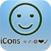 iCons 4 Facebook/twitter/SMS/MMS/Email