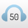 50music - listen to 50 music styles & thousands of playlists